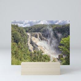 Magnificent Barron Falls Mini Art Print