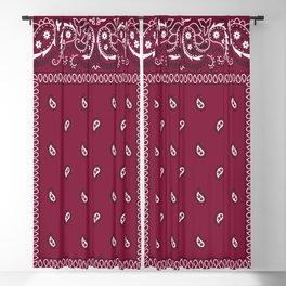 Bandana Banga Banga  Blackout Curtain