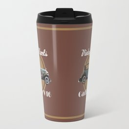 Vintage Wheels - Cadillac V16 Travel Mug