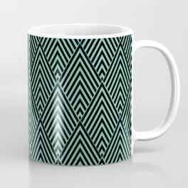 Triangle in Diamonds. Coffee Mug