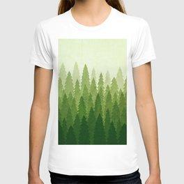 C1.3 Pine Gradient T-shirt