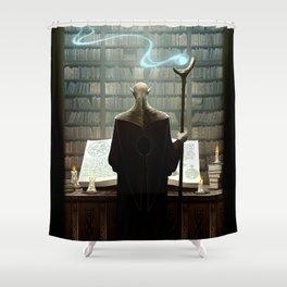 The secrets of darkest magic Shower Curtain