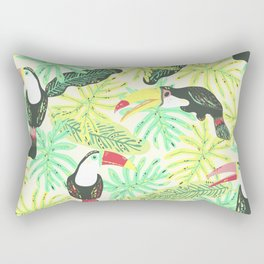 Tucanos Rectangular Pillow