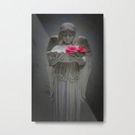 The Sweetest Angel Metal Print