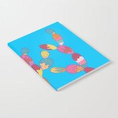 Summer Succulent Notebook