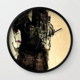 AA Boy Wall Clock