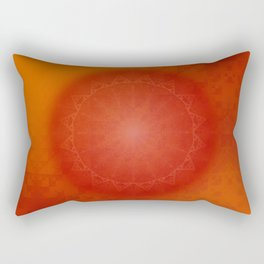 Muladhara Rectangular Pillow