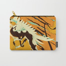 Flight of Marmalade Carry-All Pouch