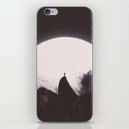 Abaddon Black & White iPhone Skin