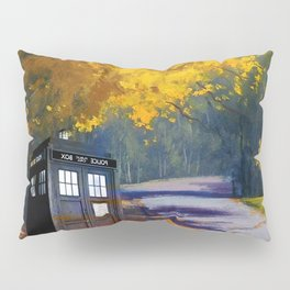 Tardis Autumn Pillow Sham