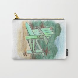 Green Chair - St. Paul Attraction Carry-All Pouch