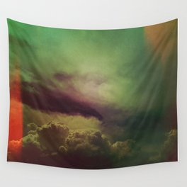 rising clouds Wall Tapestry