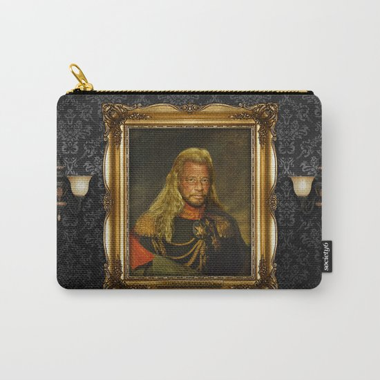 Duane 'Dog' Chapman - replaceface Carry-All Pouch