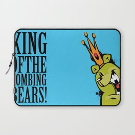 illsurge : King Of The Bombing Bears (2) Laptop Sleeve