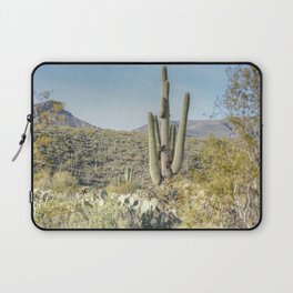 Trees and Cacti  Laptop Sleeve