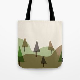 Tree Story Tote Bag