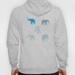 Five Elephants version1 Hoody