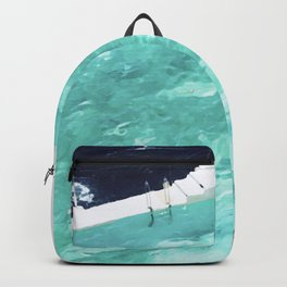 Resolutions (watercolour) Backpack