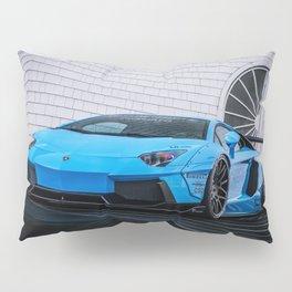 Lambo Aventador Pillow Sham