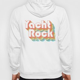 Vintage Fade Yacht Rock Party Boat Drinking Gift Hoody