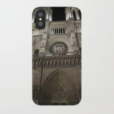 Notre Dame  Slim Case iPhone X