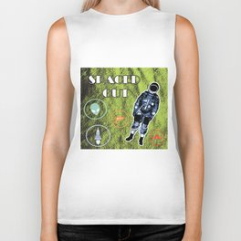 Spaced Out! Biker Tank