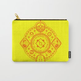 Armorial Carry-All Pouch