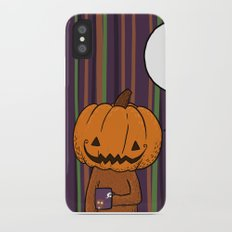 Halloween Kirk iPhone X Slim Case