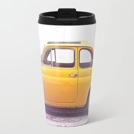 Classic Italian fiat 500 Travel Mug