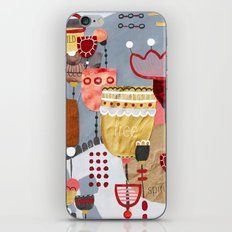 Wild Free Spirit iPhone & iPod Skin