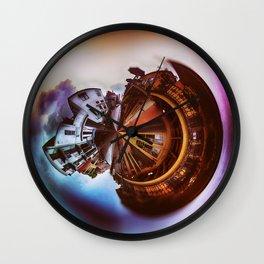 Bourbon Wall Clock