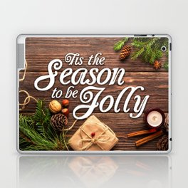 Tis the Season to be Jolly Laptop & iPad Skin