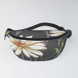 flowers 6 Fanny Pack