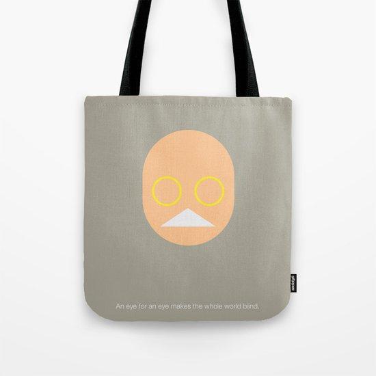 FC - Gandhi Tote Bag