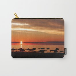 Cruising into the Sunset Carry-All Pouch