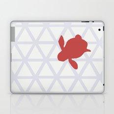 Triangle vs. Turtle Laptop & iPad Skin