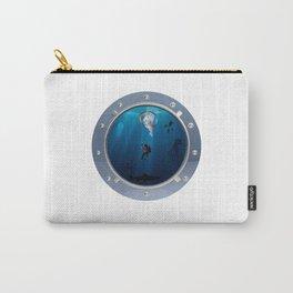 Deep Dive Parachuting Carry-All Pouch