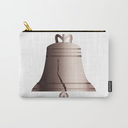 Liberty Bell With Crack Carry-All Pouch