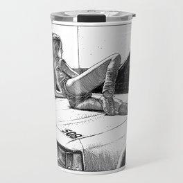asc 960 - La barricade (The standstill) Travel Mug