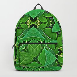 Harmonizing Leaves Backpack