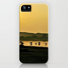 Sri Lankan Safari iPhone Case