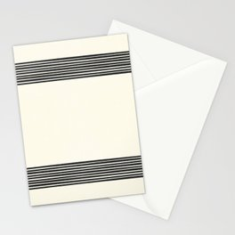 Band in Cream Stationery Cards