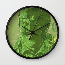 Captain Bryant Wall Clock