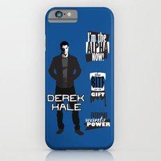 Derek Hale Quotes Teen Wolf Slim Case iPhone 6s