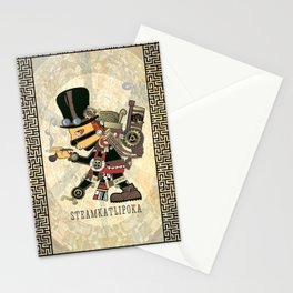 Steamkatlipoka Stationery Cards