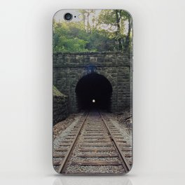 Train Tunnel iPhone Skin