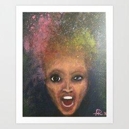 Beautiful Bipolar Art Print