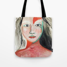 We are all Native, Standing for our Water Rights Tote Bag