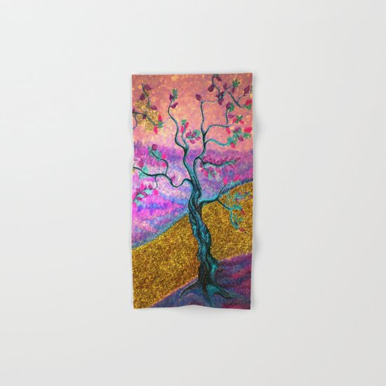 Gold River Hand & Bath Towel