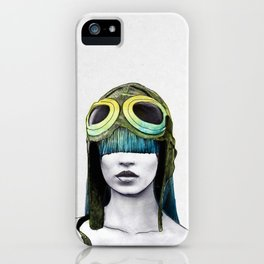 Kate As Amelia iPhone Case
